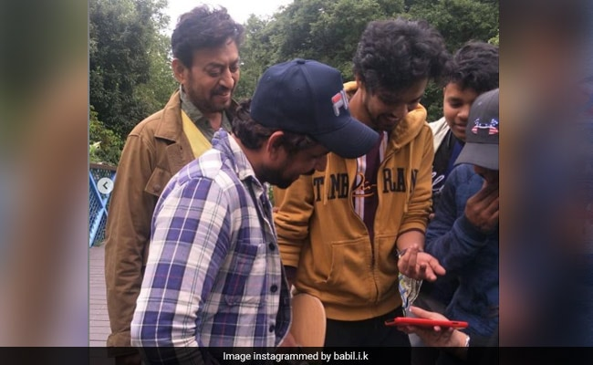 Babil Wishes Dad Irrfan Khan Was 'Here To Witness' This Stage Of His Life