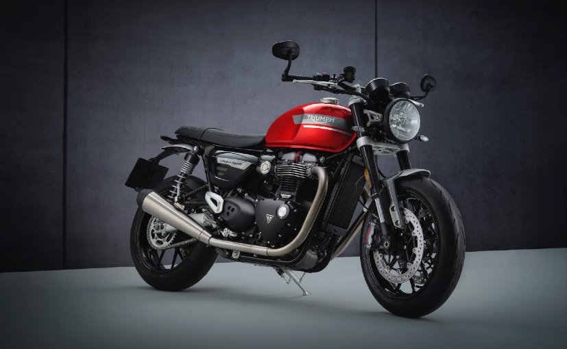 The 2021 Triumph Speed Twin will be launched on August 31, 2021
