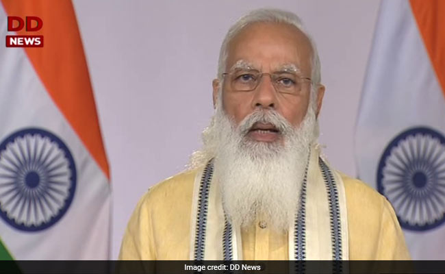 PM Modi To Virtually Attend Outreach Sessions Of G7 Summit Today