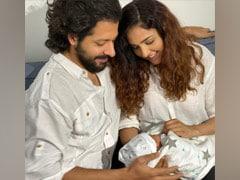 Singer Neeti Mohan And Nihaar Pandya Share First Pic Of Son - Meet Baby Aryaveer