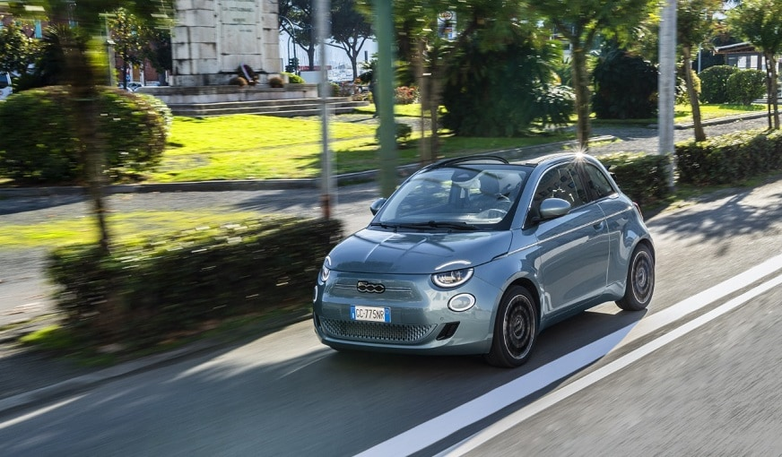 Fiat To Become All-Electric Carmaker By 2030