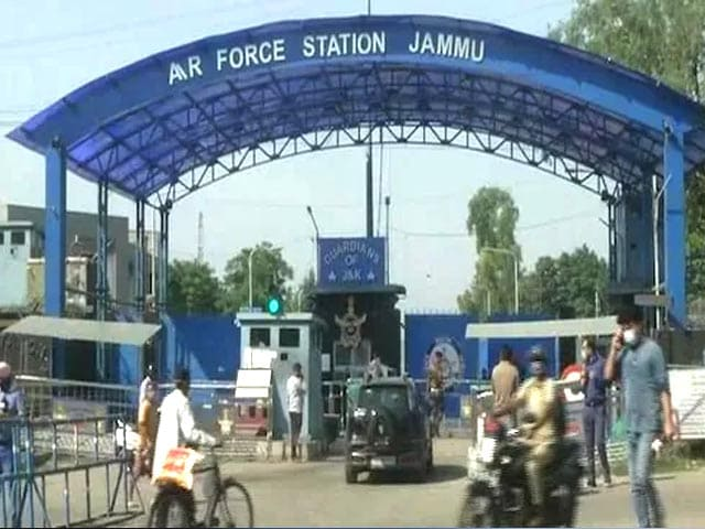 Video : Pak Terror Groups Under Probe After Drone Strike At Jammu Air Base