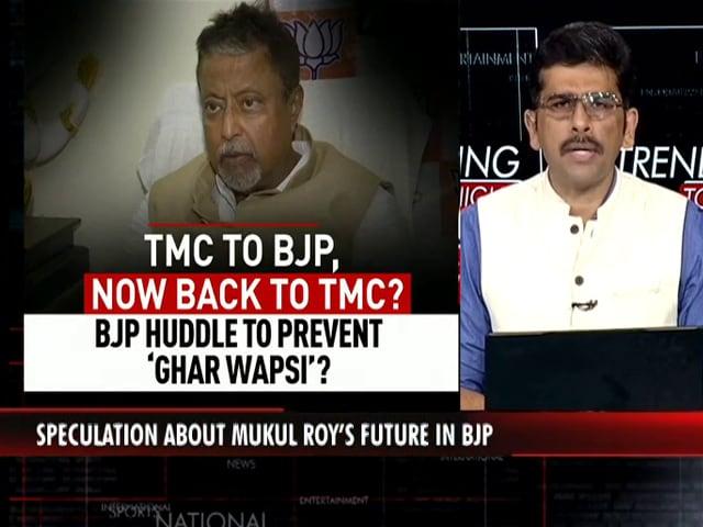 Video : BJP Huddle to Prevent 'Ghar Wapsi'?