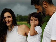 Arjun Rampal's Post For Girlfriend Gabriella Demetriades And Son Arik Sets Off Mush Alert