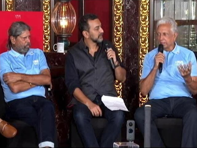 Video : What Kapil Dev's Side Thinks of Current Team India?