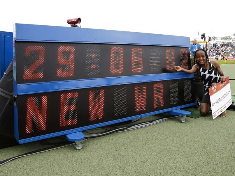 Tokyo Games: Sifan Hassan Sets Fire Before Fire Olympics with New 10,000m World Record News Olympics