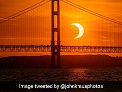 Solar Eclipse 2021: Highlights And Amazing Pics Of The Annular Eclipse