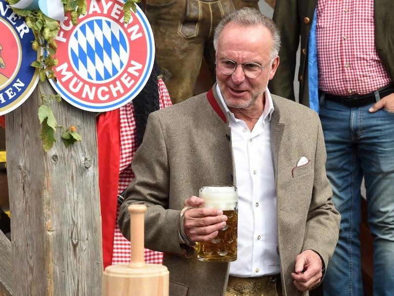 Oliver Kahn will replace Karl-Heinz Rummenigge as president of Bayern Munich  Football news