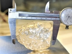 World's Third Largest Diamond Unearthed In Botswana