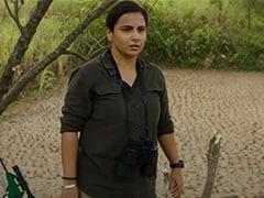<I>Sherni</i> Trailer: Vidya Balan's Hide-And-Seek With Jungle Terror - A Tigress