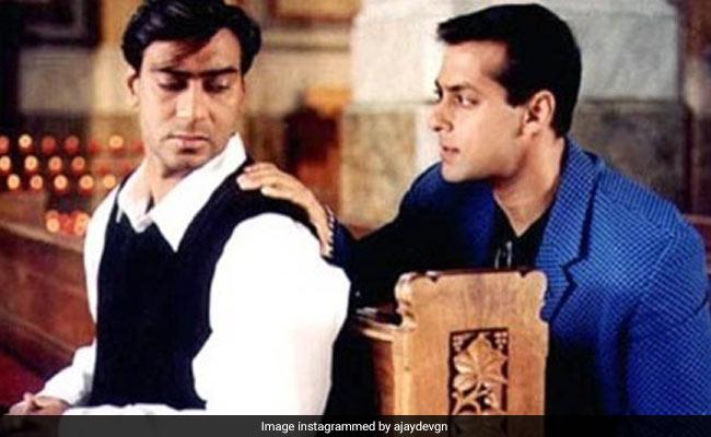 22 Years Of Hum Dil De Chuke Sanam: Salman Khan And Ajay Devgn Take A Trip Down Memory Lane