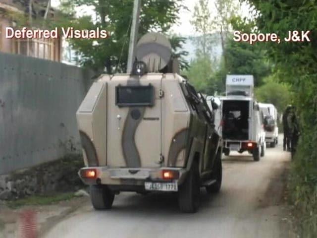 Video : Top Lashkar Terrorist Among 3 Killed In Encounter In Jammu And Kashmir