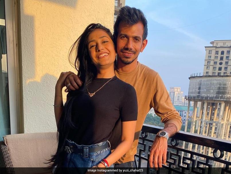 """Happy 6 Months Wifey"": Yuzvendra Chahal Shares Photo With Dhanashree Verma On Instagram"