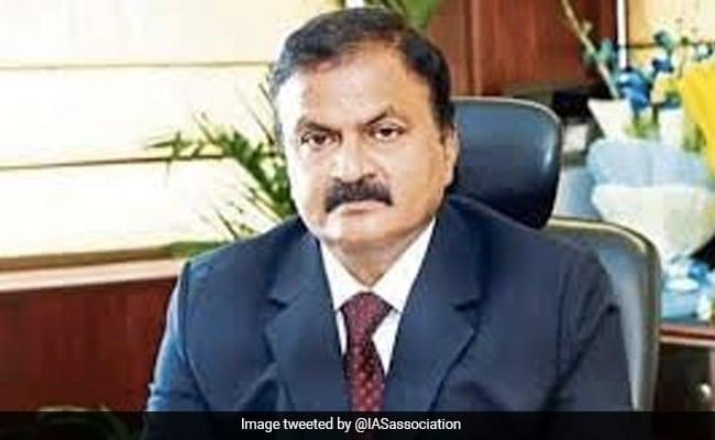 PM Modi Condoles Death Of Industry Secretary Guruprasad Mohapatra