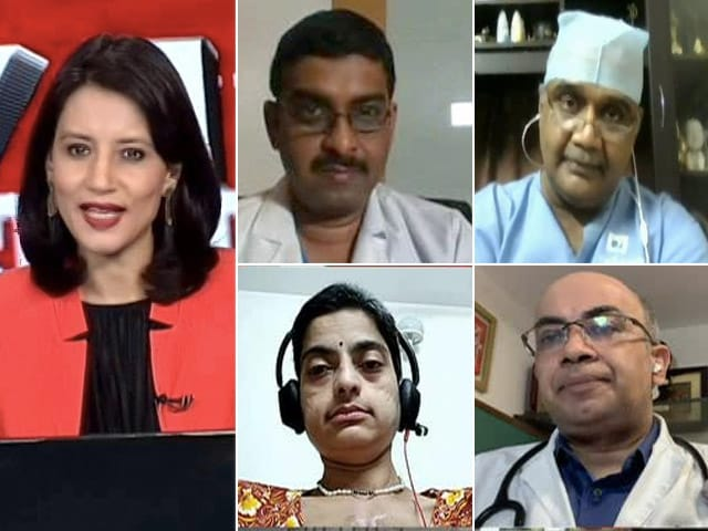 Video : Covid-19 Triggers Spike In Lung Transplant Surgeries