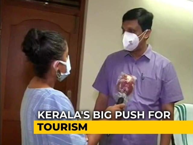 Video : Kerala To Open Key Tourism Destinations After Intensive Vaccination Drive