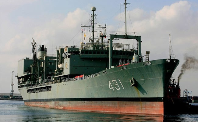 More details about Iran naval ship released