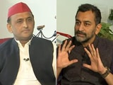 Video : Went To London For Daughter's Admission: Akhilesh Yadav