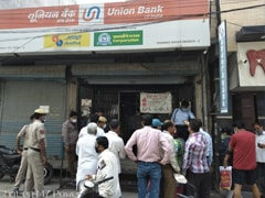 Thieves Drill Hole In Wall Of Bank In Delhi, Steal Rs 55 Lakh