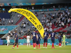 """Euro 2020: Activist Lands On Pitch Before Germany-France Match, """"Injures Several Fans"""". Watch"""