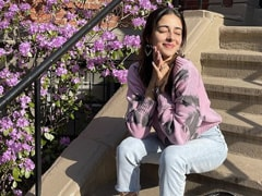 Ananya Panday's Sun-Kissed Pics Will Make Your Heart Skip A Beat