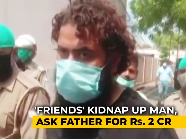 Video : UP Man Kidnapped, Murdered For 2 Crores Ransom, Cremated As Covid Victim