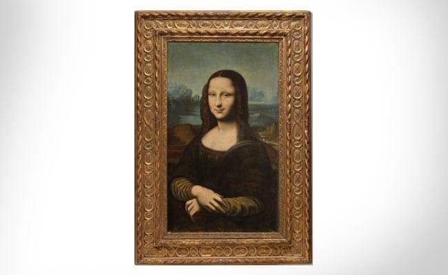 Sale Of Mona Lisa Replica Set To Raise Up To 5,000