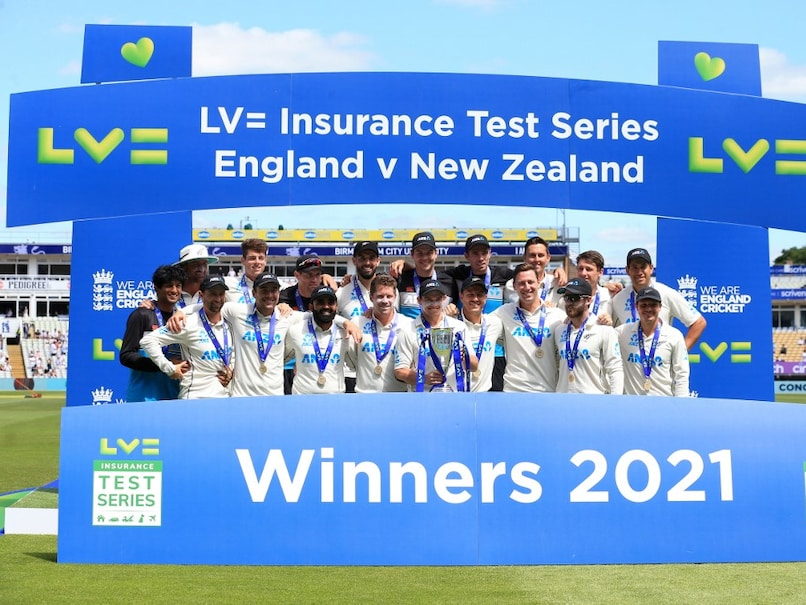 NZ vs ENG, 2nd Test: New Zealand Thrash England To Seal Series Win