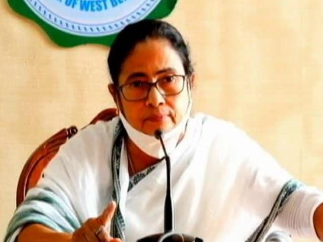 Video : Centre Must Provide Free COVID-19 Vaccines To States: Mamata Banerjee