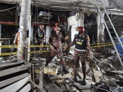 7 Dead, 50 Hurt In Bangladesh Blast Likely Caused By Gas Line