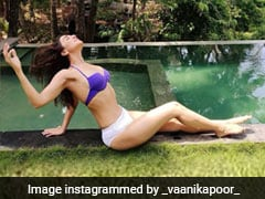 Vaani Kapoor's Mix-And-Match Bikini Transports Us To The Nearest Island