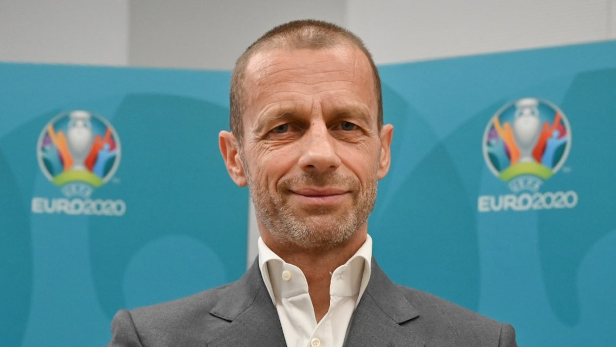"""UEFA Euro 2020: """"We need to adapt to a special situation"""" UEFA president Aleksander Ceferin says 