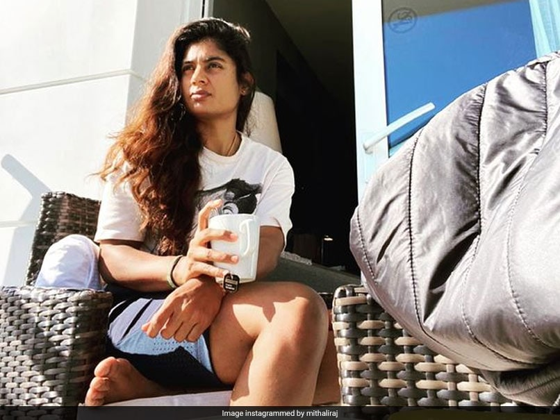 """Mithali Raj Posts Picture, With """"A Cuppa Tea, My Thoughts And A View Of The 22 Yards"""""""