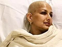 """Looking Back, Cancer Survivor Sonali Bendre Writes """"Didn't Let The C-Word Define My Life"""""""