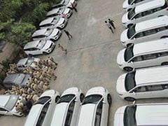 """Debt At """"Rs 40,000 Crore"""", Telangana Buys 32 Costly Cars For Officers"""