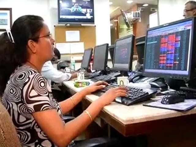 Video : Sensex Up Over 100 Points; Tata Steel, Maruti Suzuki Top Gainers