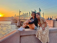 """""""And That's It"""": Taapsee Pannu Wraps Her Russia Vacation With This Pic"""