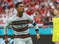 11 And Counting, Cristiano Ronaldo Is All-Time Top Scorer At Euros