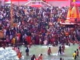 Video : Tin Shed In Noida: Address Of Lab That Conducted Covid Tests During Kumbh