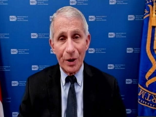 """Video : """"UK Facing Problem With Delta Variant Despite Doing Well With Vaccines"""": Dr Fauci To NDTV"""