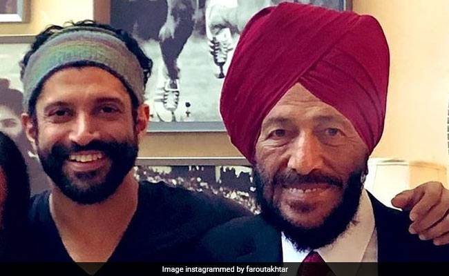 'You Will Always Be Alive': Bhaag Milkha Bhaag Star Farhan Akhtar Pays Tribute To Milkha Singh