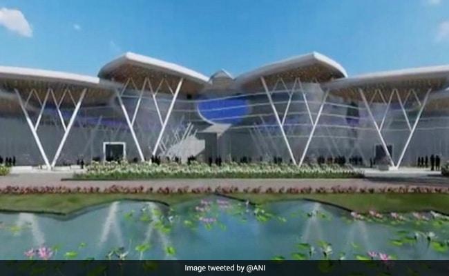 'Not Like Party's Symbol': Karnataka BJP MP On Shivamogga Airport Design