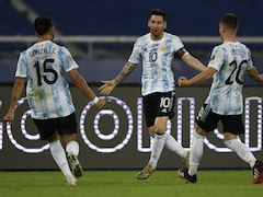 Watch: Lionel Messi Scores Stunning Free-Kick But Argentina Held To 1-1 Draw By Chile At Copa America