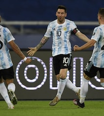 Video: Messi Scores Stunning Free-Kick But Argentina Frustrated By Chile