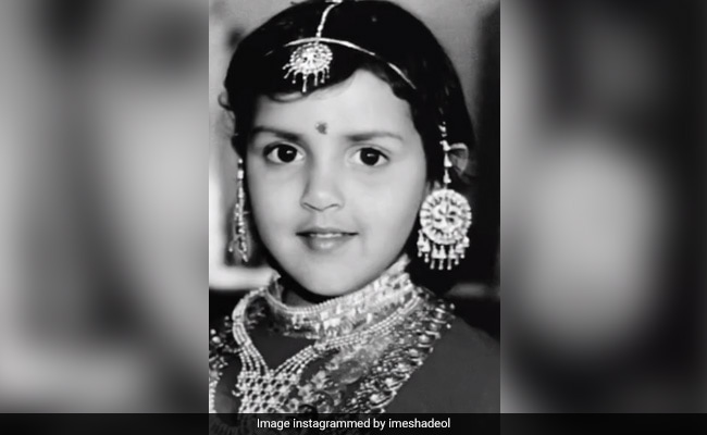 'Never A Barbie Girl,' Writes Esha Deol Sharing A Throwback Video Of Her Dance Performances
