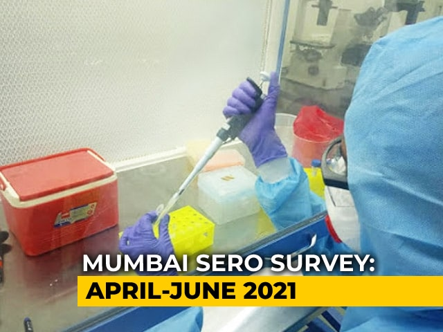 Video : 51.18% Of Mumbai Children Have Covid Antibodies, Says Sero Survey
