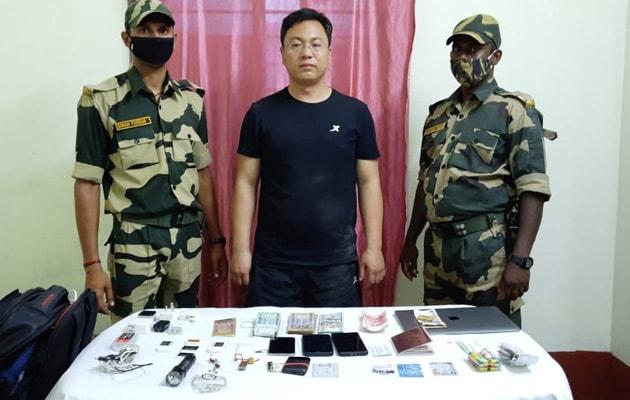 Chinese Man Held At India-Bangladesh Border Over 'Suspicious Activities'