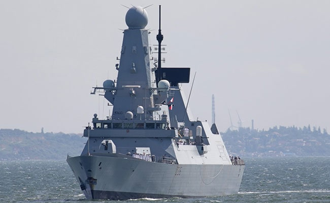 Russia Accuses Britain Of Barefaced Lies Over Black Sea Warship Incident