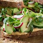Pooja Makhija Shares Healthy Cool Cucumber Sandwich Recipe