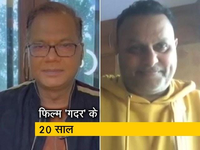 Video : 'रामायण' से आया था फिल्म 'गदर' की कहानी का आइडिया, 20 साल पूरे होने पर बोले डायरेक्टर अनिल शर्मा